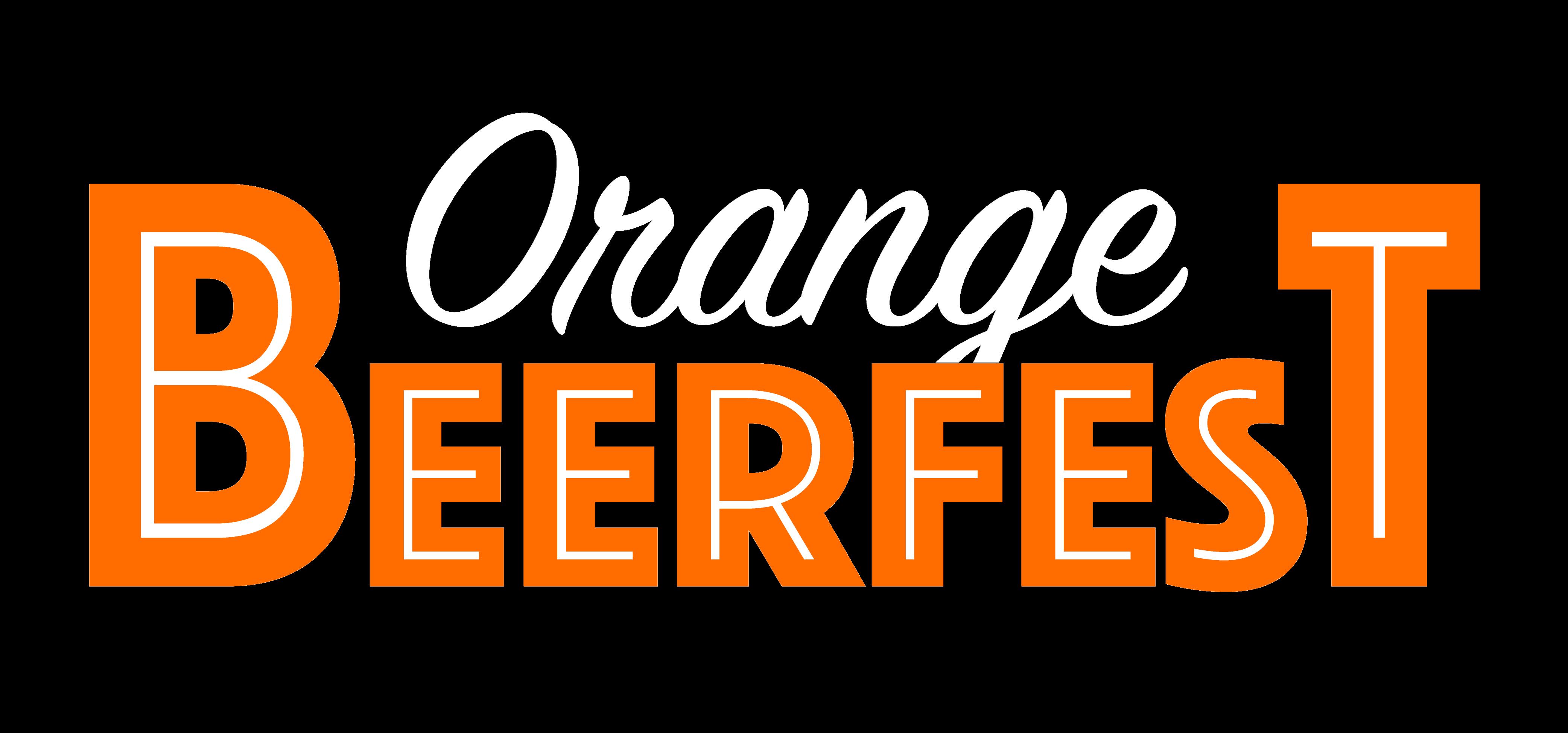 Orange Beerfest